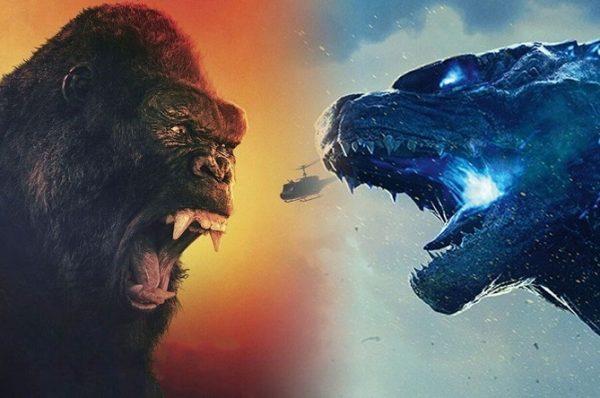 """""""Godzilla versus Kong"""""""