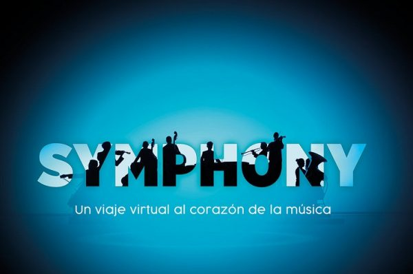 Symphony, un viaje virtual al corazón de la música
