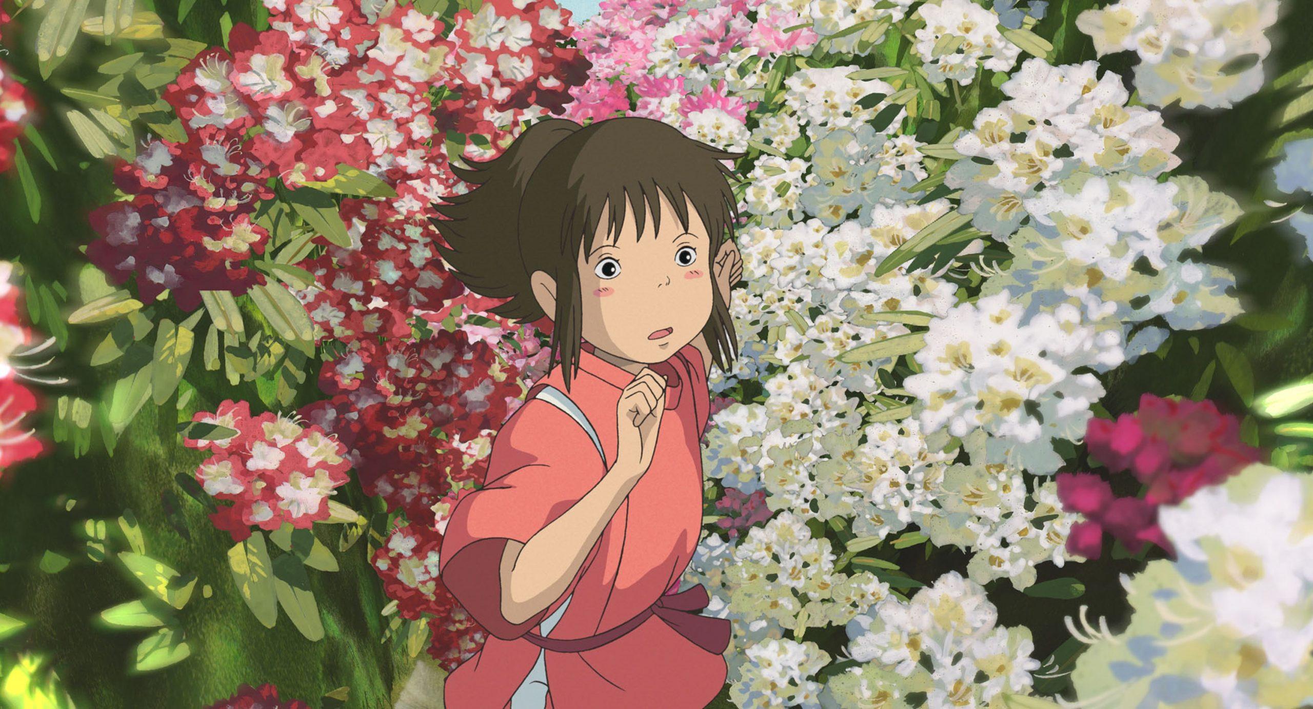 """""""El viaje de Chihiro"""" regresa a los cines"""