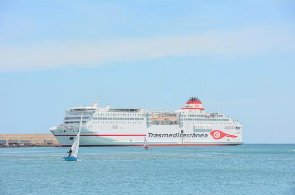 Escogemos Baleares para nuestras vacaciones con Trasmediterránea