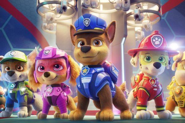 """""""La patrulla canina: La película"""""""