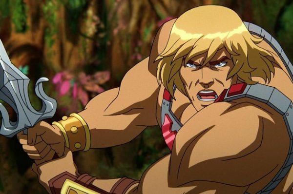 """""""He-Man y los Masters del Universo: Revelación"""""""