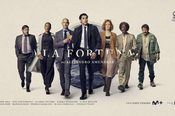 """La fortuna"", la primera serie de Alejandro Amenábar"